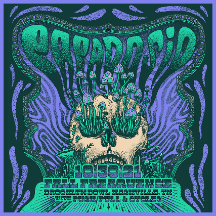 More Info for Fall Freaquence 2021: Papadosio, Push/Pull & Cycles
