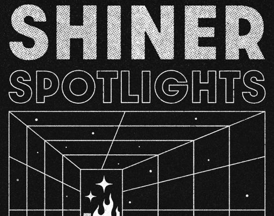Shiner + Spotlights   Pyramid Scheme 12.7.2021