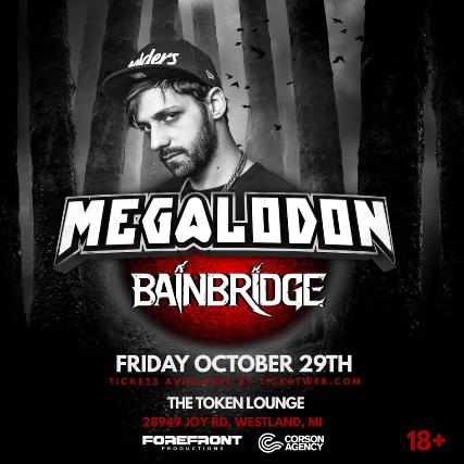 Megalodon, Bainbridge at The Token Lounge