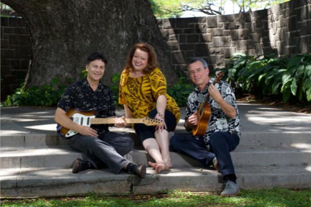 Hawaiian Style Band at Blue Note Hawaii