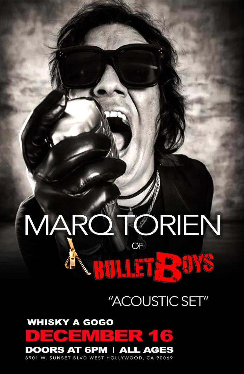 Bulletboys (All Original Members), Made N America