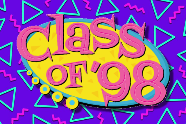 Class of 98 Band, The 90s Party Palooza at The Magic Bag