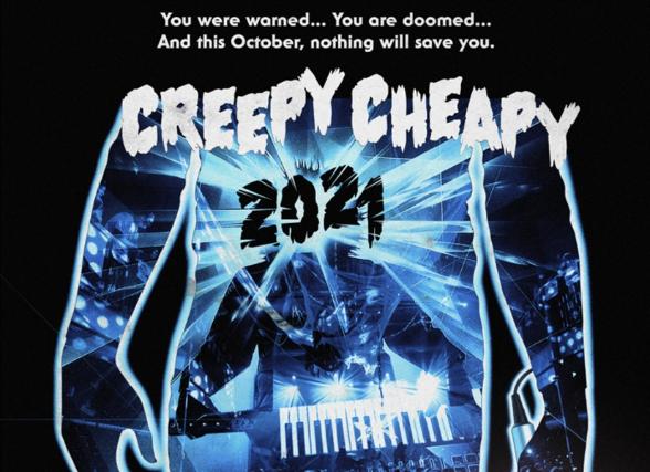 Creepy Cheapy XIII: Night One at The Crofoot Ballroom
