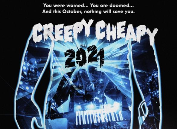 Creepy Cheapy XIII: Night Two at The Crofoot Ballroom