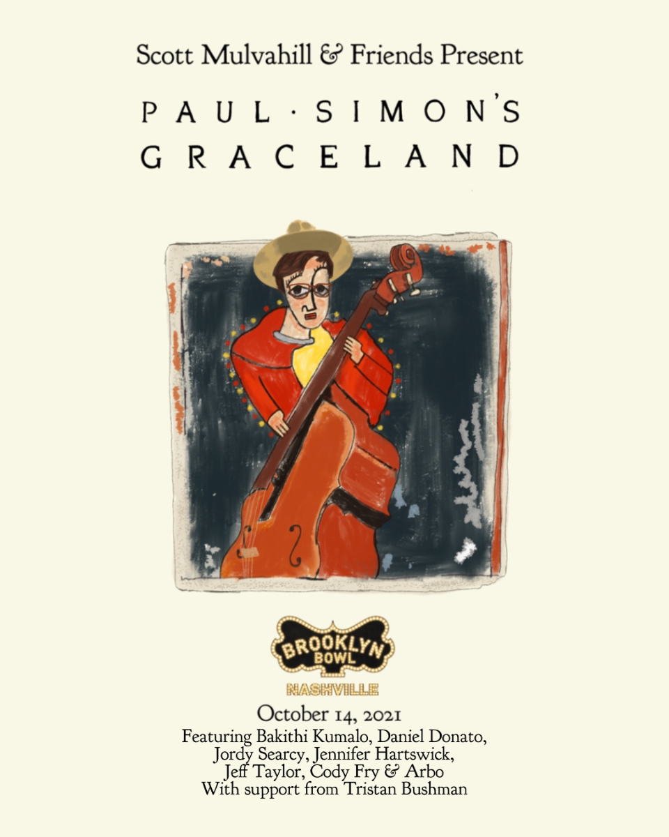 Paul Simon's Graceland ft. Bakithi Kumalo, Daniel Donato, Jordy Searcy, Jennifer Hartswick