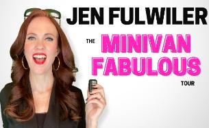 Jen Fulwiler: The Minivan Fabulous Tour