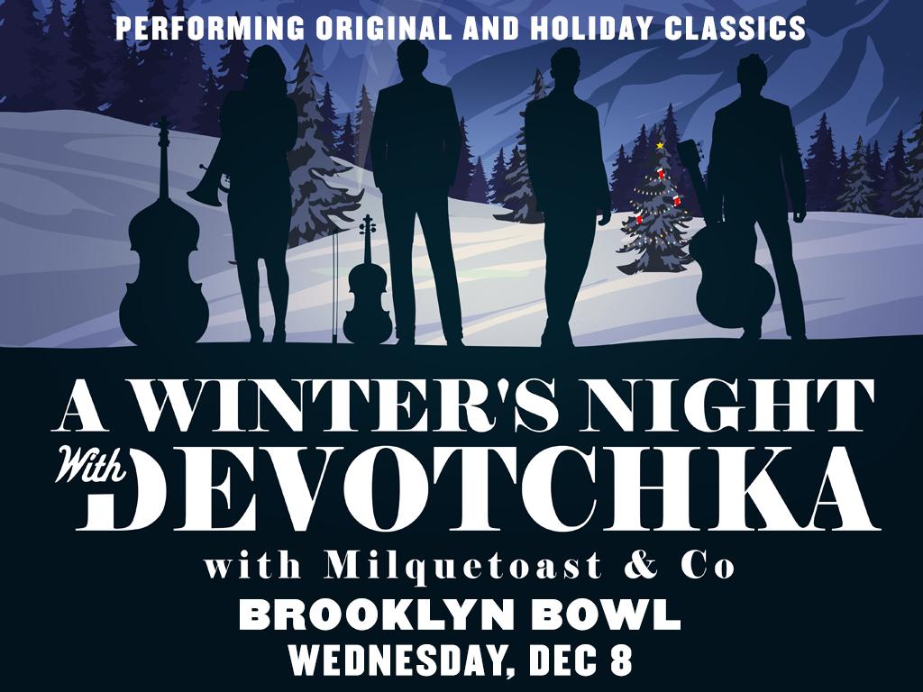 A Winter's Night with DeVotchKa
