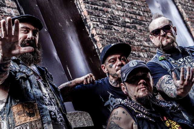 The Goddamn Gallows at Tip Top Deluxe Bar & Grill