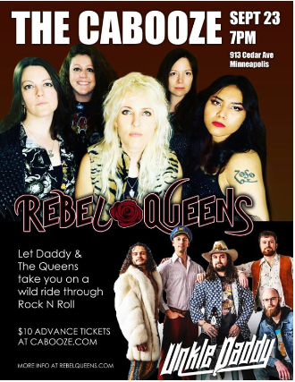 Rebel Queens and Unkle Daddy