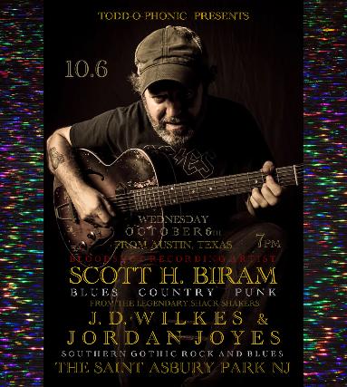 SCOTT H. BIRAM , JD WILKES at The Saint
