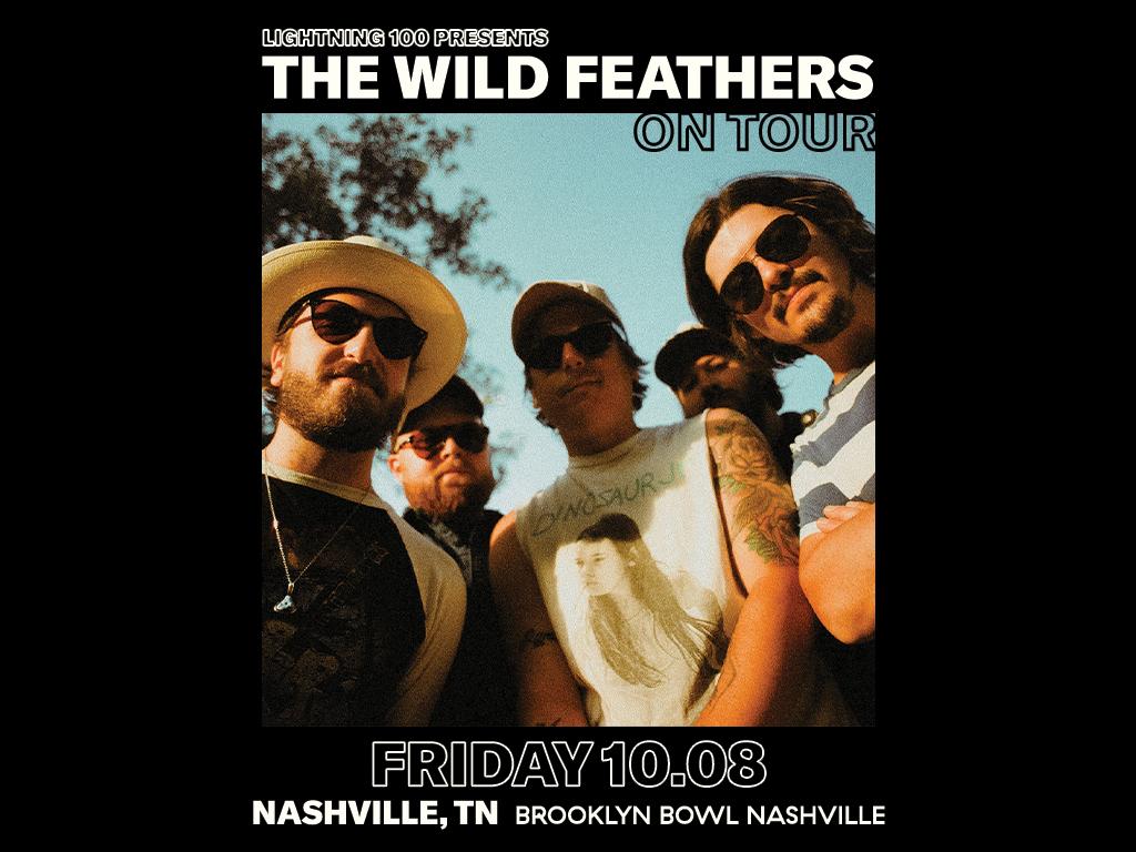 The Wild Feathers: Alvarado Album Release Party