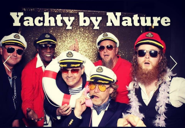 Yachty by Nature - Yacht Rock Party!