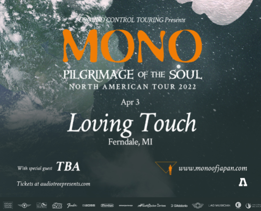 Mono at The Loving Touch
