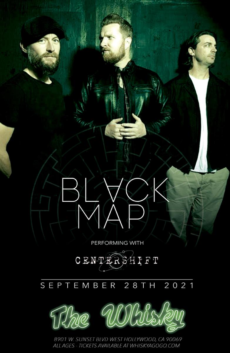 Black Map, Centershift,  The Stellar Bandits