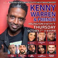 Kenny Warren & Friends Comedy Showcase
