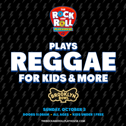 More Info for The Rock and Roll Playhouse plays Reggae for Kids
