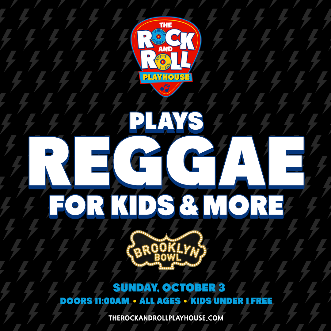 The Rock and Roll Playhouse plays Reggae for Kids