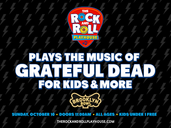 More Info for The Rock and Roll Playhouse plays Music of Grateful Dead for Kids and More