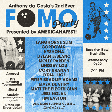 More Info for AmericanaFest FOMO Party - Presented by Bedstu