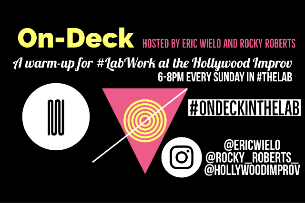 On-Deck with Rocky and Eric!