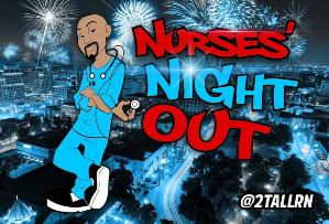 Nurse's Night Out Starring Greg