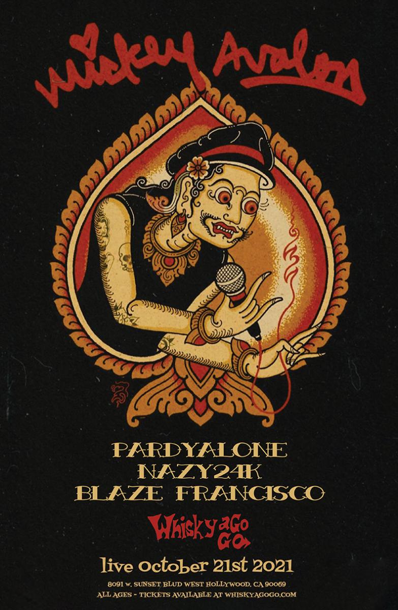 Mickey Avalon, Nazy 24k, Blaze Francisco, Pardyalone