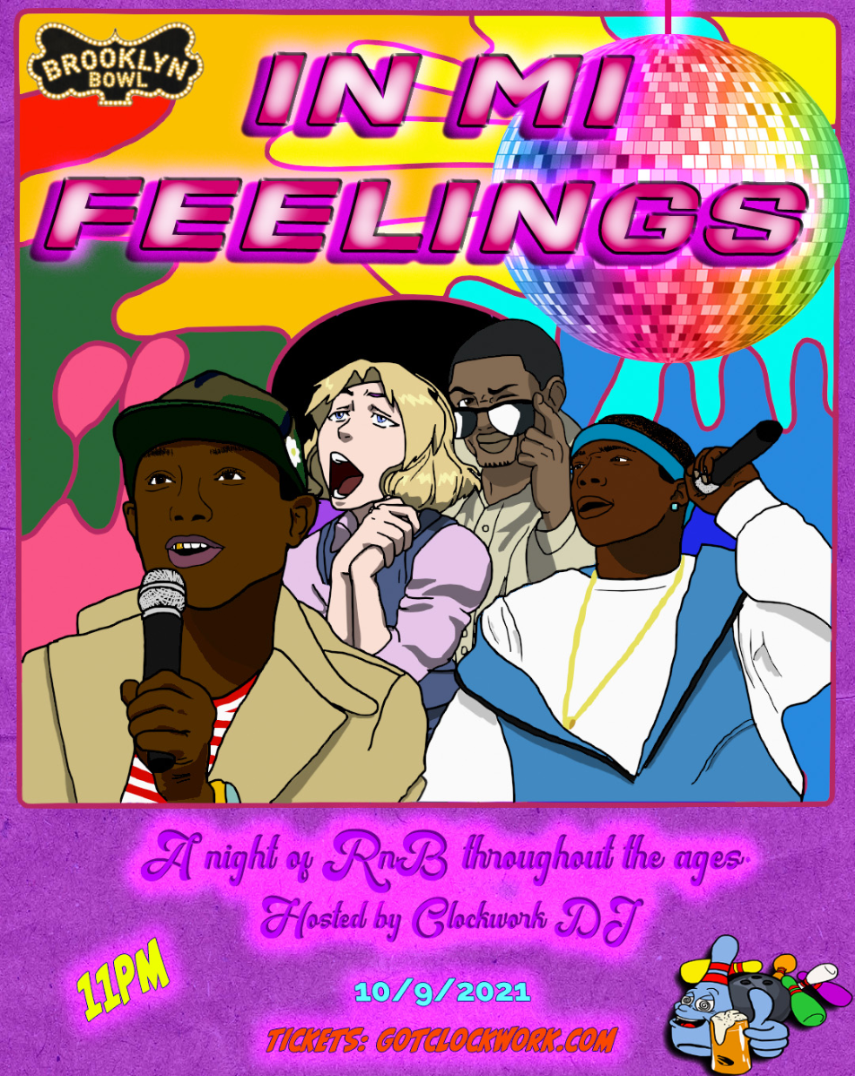 In Mi Feelings: A Night of R&B Throughout The Ages