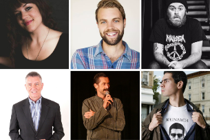 Tonight at the Improv ft. Lara Beitz, Fahim Anwar, Brooks Wheelan, Brent Weinbach, Frazer Smith, Kirk Fox, Ryan Clark and more!