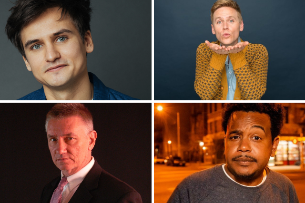 Tonight at the Improv ft. Moses Storm, Chase Bernstein, Will A. Miles, Frazer Smith, Zach Noe Towers, Justin Martindale, Jamar Neighbors, and more TBA!