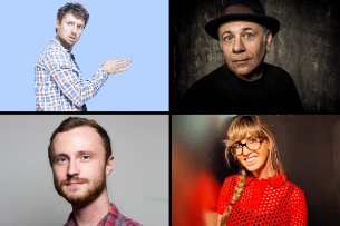 Show of The Week! ft. Kyle Dunnigan, Eddie Pepitone, Lizzy Cooperman, Chris Fairbanks, Ahamed Weinberg, Frazer Smith and more TBA!