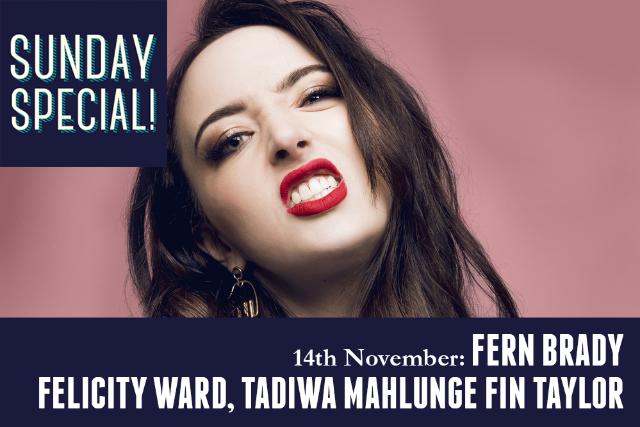 Sunday Special: Fern Brady, Felicity Ward Sun 14 Nov