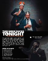This Week Sucks Tonight ft. Michael Turner, Arthur Hamilton, Anwar Newton, Willie Simon, Steph Tolev and more!