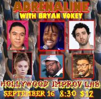 Adrenaline with Bryan Vokey ft. JT Parr, Logan Guntzelman, Chris Estrada, Jamel Johnson, Opey Olagbaju, Ramsey Badawi and more!
