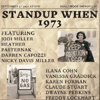 Stand Up When? with Jodi Miller