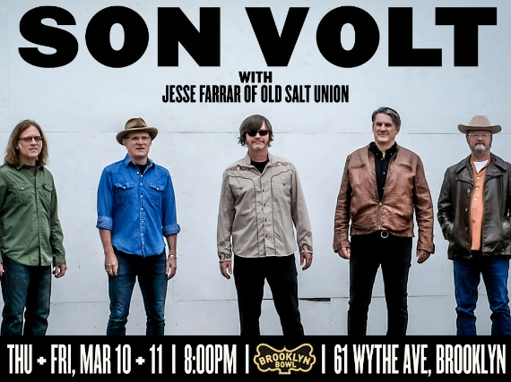 More Info for Son Volt