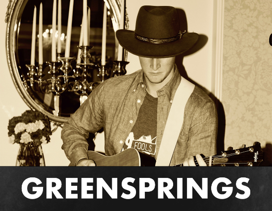 SORRY, THIS EVENT IS NO LONGER ACTIVE<br>GREENSPRINGS at Zydeco - Birmingham, AL 35205