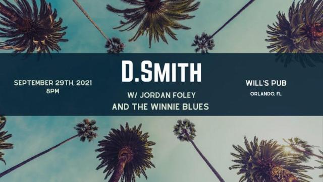 D. Smith,  Jordan Foley, The Winnie Blues (Nashville)