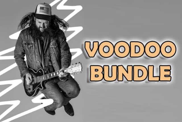 Voodoo 3-Show Pass - 9/23, 9/30 & 10/7