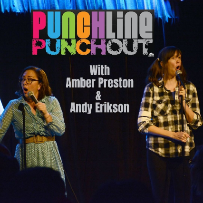 Punchline Punchout ft. Amber Preston & More TBA!