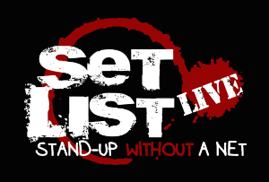 Set List with Henry Phillips, Felicia Folkes, Alonzo Bodden, Andy Peters, and more!