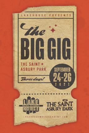 THE BIG GIG at The Saint