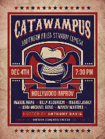 Catawampus: Southern Fried Comedy