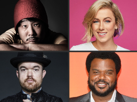 Tonight at the Improv ft. Iliza Shlesinger, Brian Monarch and Very Special Guests!