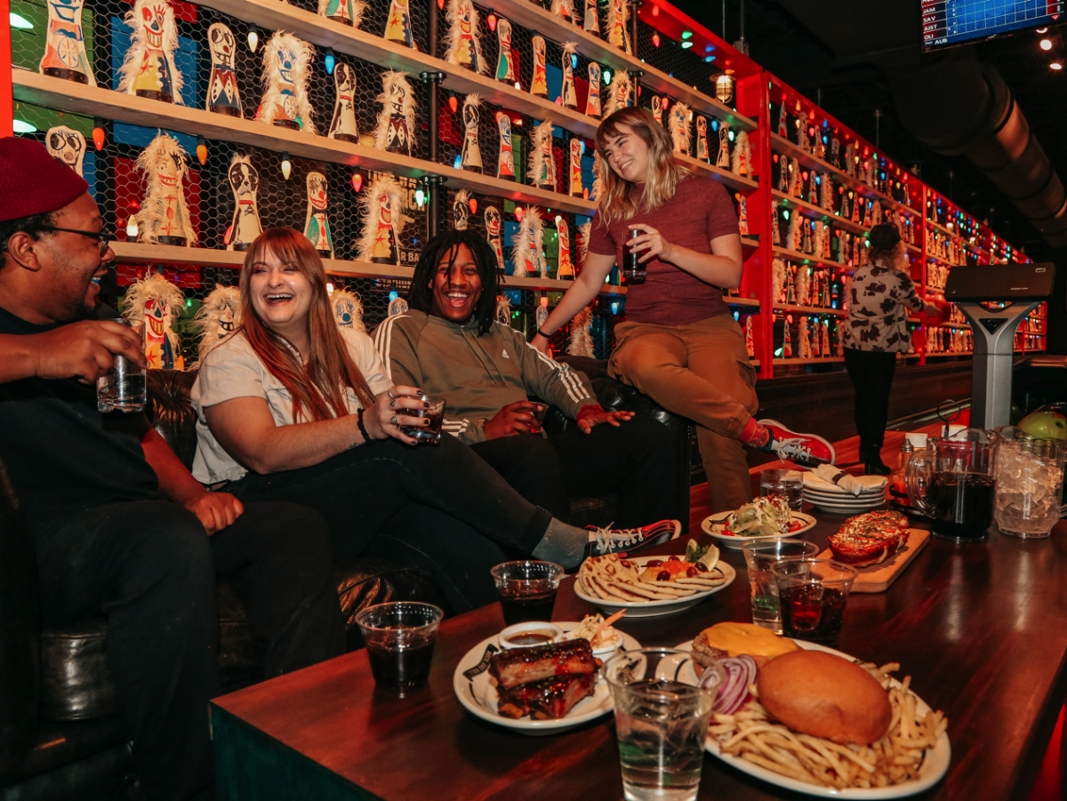 King's X Bowling Lane for up to 8 People