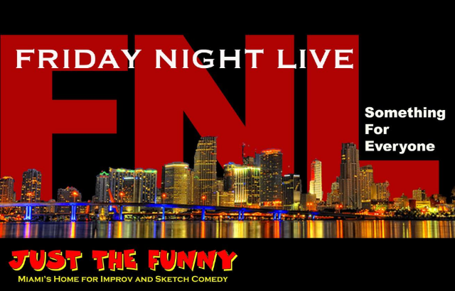 Friday Night Live - Improv Comedy Show at Just the Funny