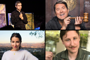 Tonight at the Improv ft. Brent Weinbach, Doug Benson, Scout + Avery, Chase Bernstein, Johnny Pemberton,  Steph Tolev, Subhah Argarwal  & more TBA!