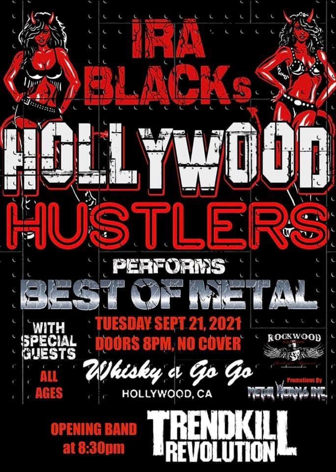 Ira Blacks Hollywood Hustlers, Trendkill Revolution