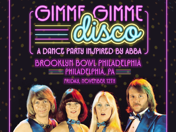 More Info for Gimme Gimme Disco - A Dance Party Inspired by ABBA