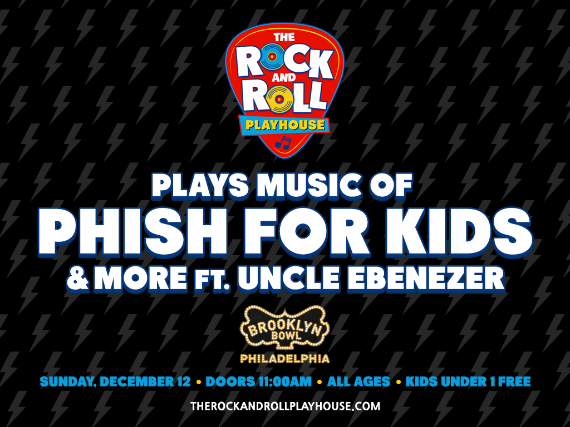 More Info for Music of Phish for Kids + More ft. Uncle Ebenezer