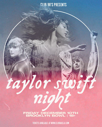 More Info for Taylor Swift Night